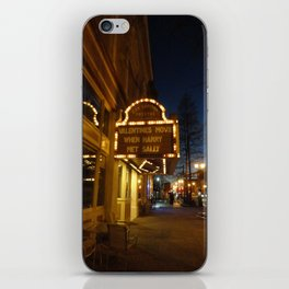 When Harry Met Sally iPhone Skin