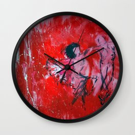 The Dance, Medellin Wall Clock