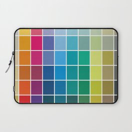 Colorful Soul - All colors together Laptop Sleeve