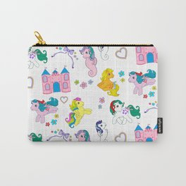g1 my little pony pattern Carry-All Pouch