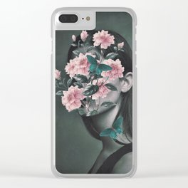 Inner beauty Clear iPhone Case