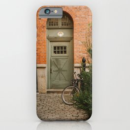 Knock-knock iPhone Case
