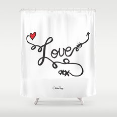 All You Need Is... Shower Curtain