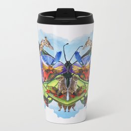 Catch You On The Flip Side Metal Travel Mug