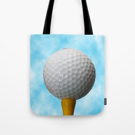 On The Tee Tote Bag