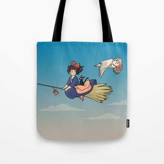 Magical Deliveries Tote Bag