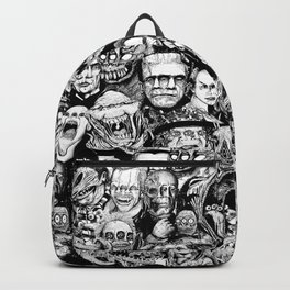 So Many Monsters Backpack
