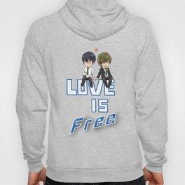 Love is Free Hoody