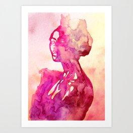 Africana Art Print