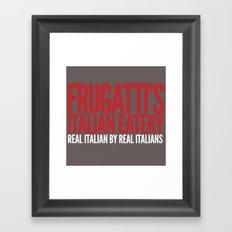 Frugatti's Framed Art Print