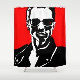 Arnold Schwarzenegger Shower Curtain