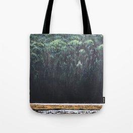 Along the Tim, Algonquin Park Tote Bag