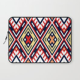 Boho Style Tribal American Indians pattern Laptop Sleeve
