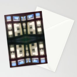 Apartment blues Stationery Cards