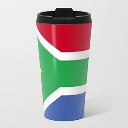 South Africa Flag (1994) Travel Mug