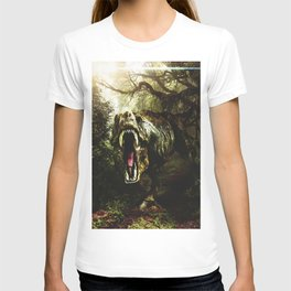 The Jurassic Era T-shirt
