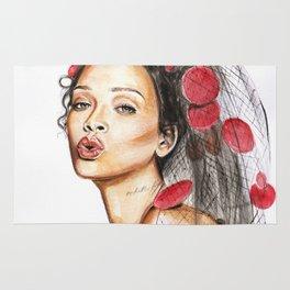 Rihanna Rug