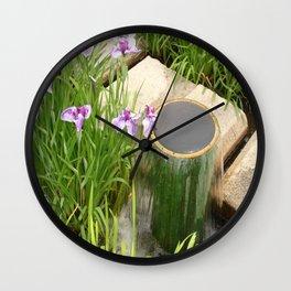 Shikoku Summer Wall Clock
