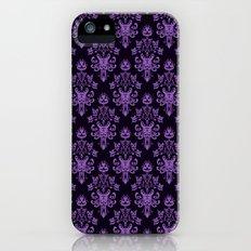 Haunted Wallpaper iPhone (5, 5s) Slim Case