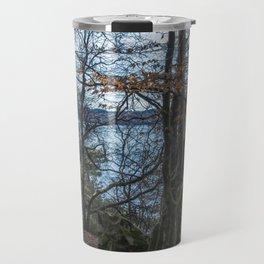 Forest Pathway Travel Mug