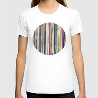 vinyl T-shirts featuring Vinyl  by Laura Ruth
