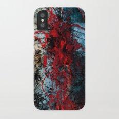 heart ache iPhone X Slim Case