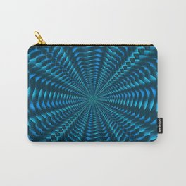 Ice Blue Carry-All Pouch