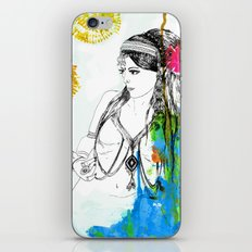 Tribal Beauty 6 iPhone & iPod Skin