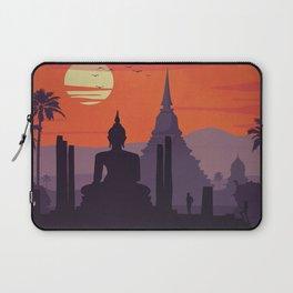 The Kingdom of Thailand Laptop Sleeve