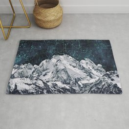 Constellations over the Mountain Rug