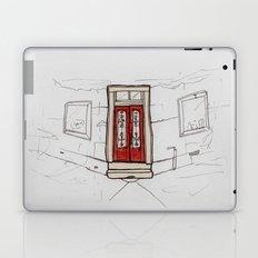 Red Doors  Laptop & iPad Skin