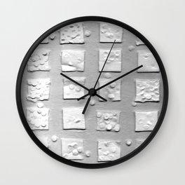 No Distractions Wall Clock