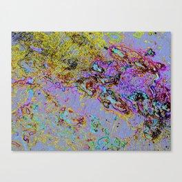 YOKEosmos  Canvas Print
