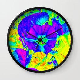 Floral 103 Wall Clock