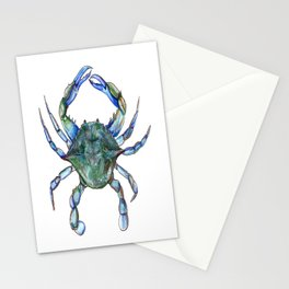 Maryland Crab Stationery Cards