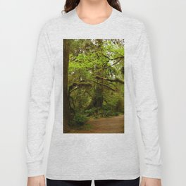 The Opulence Of The Rainforest Long Sleeve T-shirt