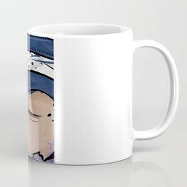 Baby Girl Sleeping Coffee Mug