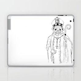 The Pug Laptop & iPad Skin