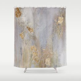 Over Black Shower Curtain