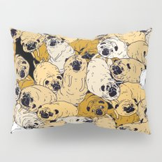 pug world Pillow Sham