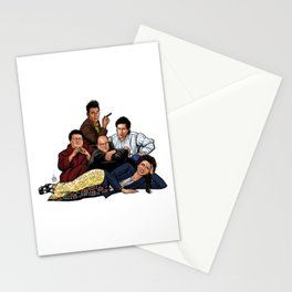 The Nothing Club Stationery Cards