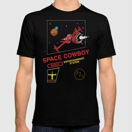 NES Cowboy Bebop T-shirt