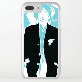 Molly Clear iPhone Case