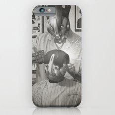 Cyber Barber iPhone 6s Slim Case