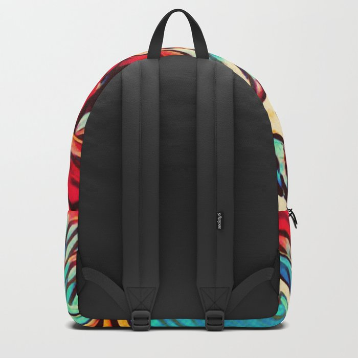 Away From The Past Backpack