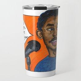 love jones Travel Mug