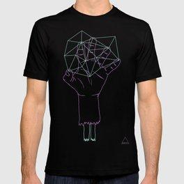severed magic hand T-shirt
