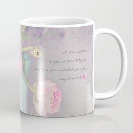 Ranunculus Cup Coffee Mug