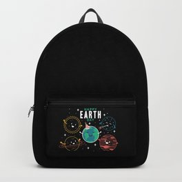 Happy Earth Day Backpack