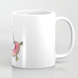 Fancy Kitty Coffee Mug